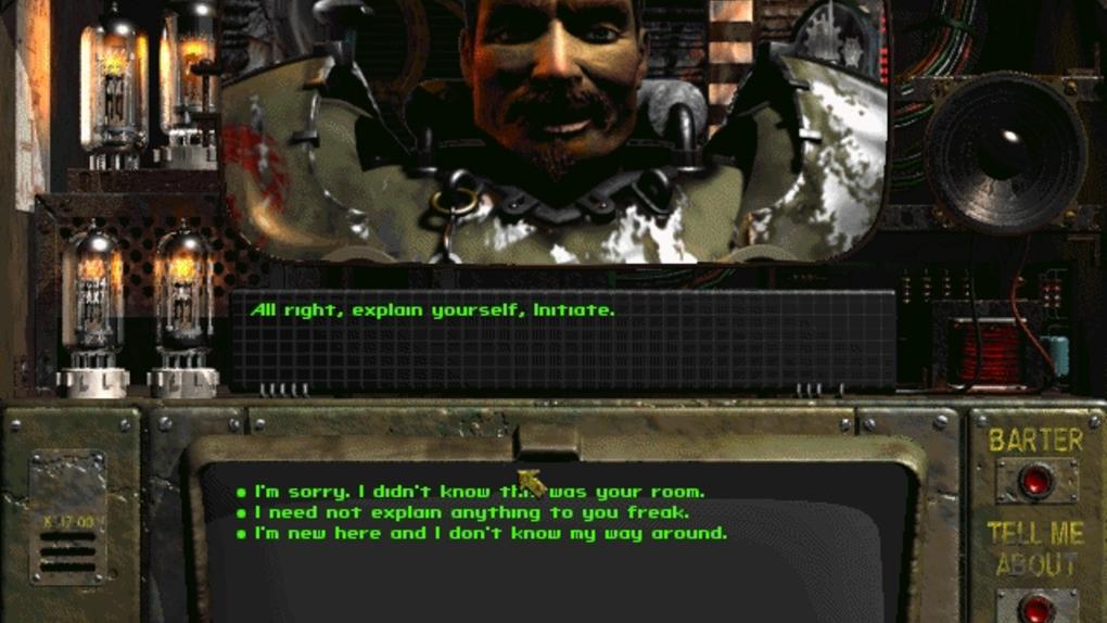 Скриншот №10 к Fallout