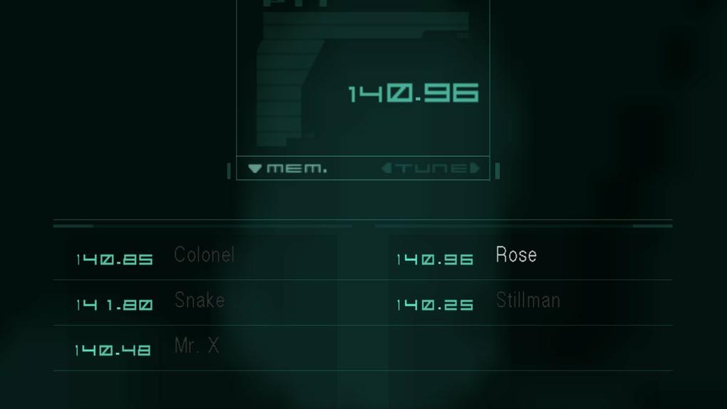 Скриншот №8 к METAL GEAR SOLID 2 SUBSTANCE