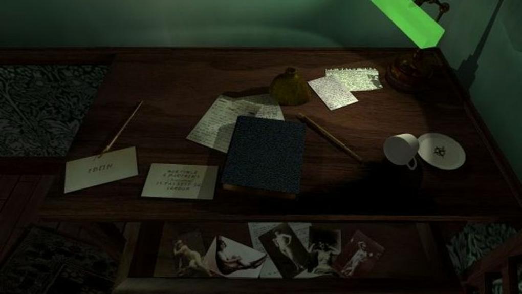 Скриншот №1 к Dark Fall The Journal
