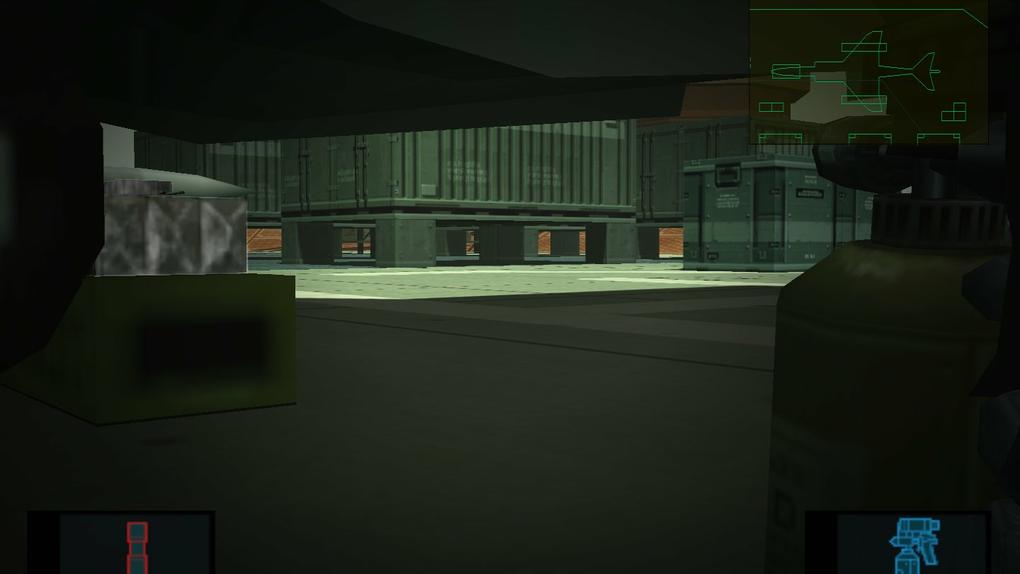 Скриншот №3 к METAL GEAR SOLID 2 SUBSTANCE