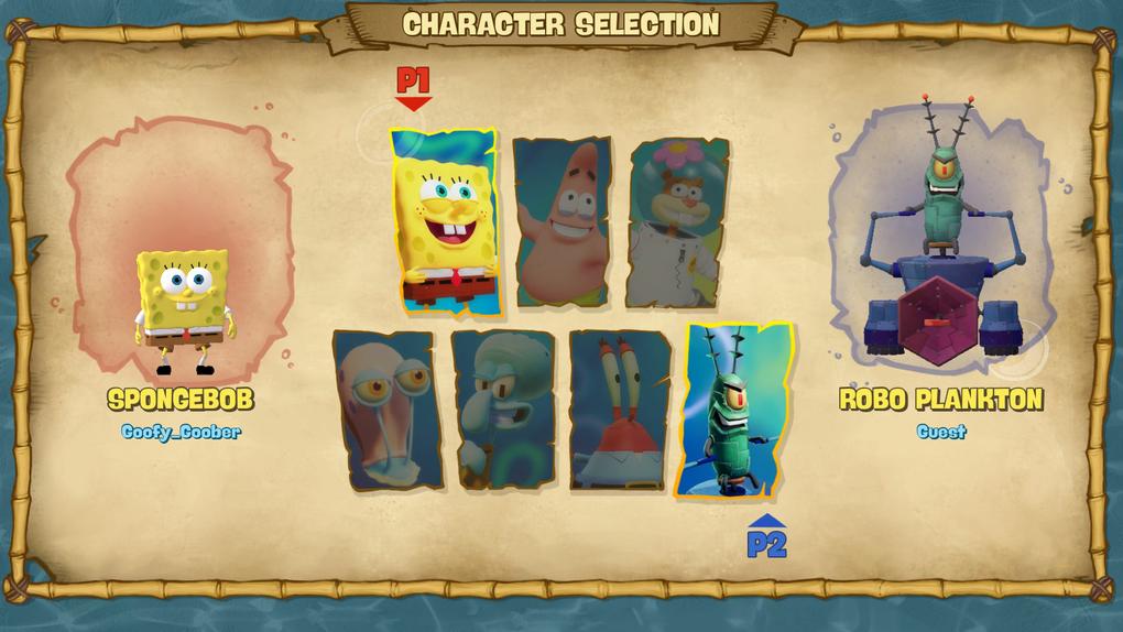 Скриншот №6 к SpongeBob SquarePants Battle for Bikini Bottom - Rehydrated