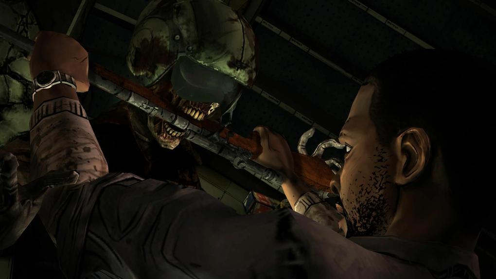Скриншот №9 к The Walking Dead Season One